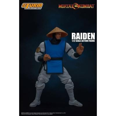Figurine Mortal Kombat Raiden 17cm