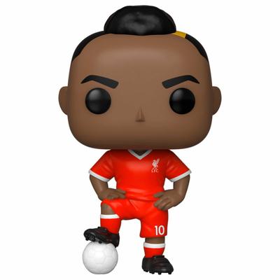 Figurine Football Funko POP! Sadio Mané Liverpool 9cm