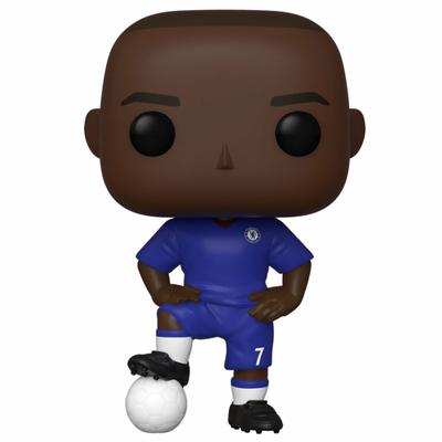 Figurine Football Funko POP! N'Golo Kanté Chelsea 9cm