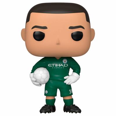 Figurine Football Funko POP! Ederson Santana de Moraes Manchester City 9cm