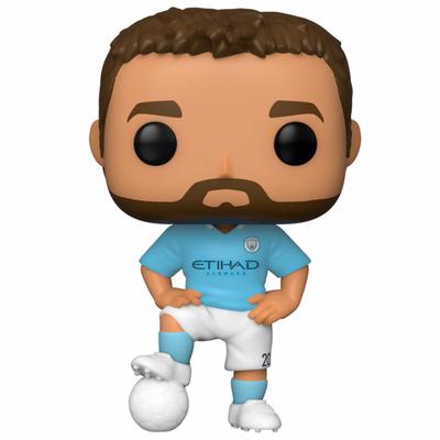 Figurine Football Funko POP! Bernardo Silva Manchester City 9cm