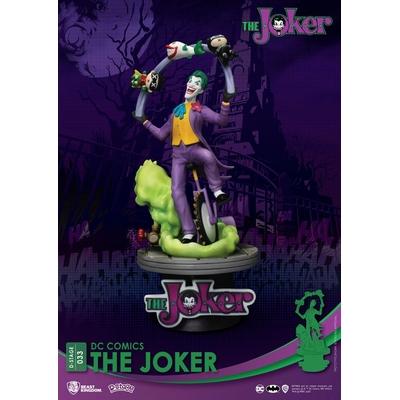 Diorama DC Comics D-Stage The Joker 15cm