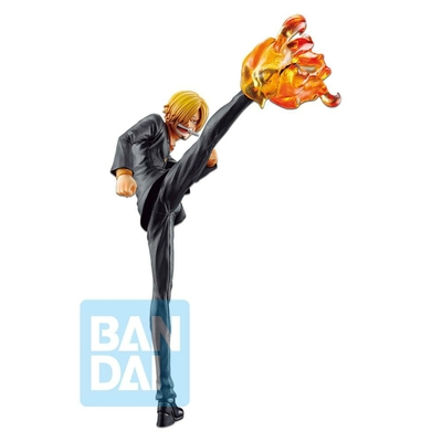 Statuette One Piece Ichibansho Sanji Battle Memories 15cm