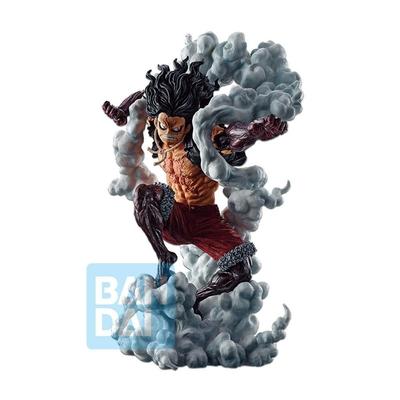 Statuette One Piece Ichibansho Luffy Gear 4 Snakeman Battle Memories 23cm