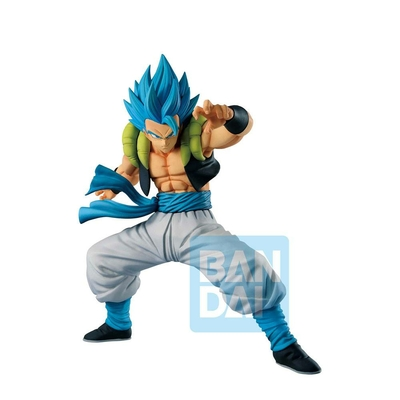 Statuette Dragon Ball Super Ichibansho SSGSS Gogeta Ultimate Variation 20cm