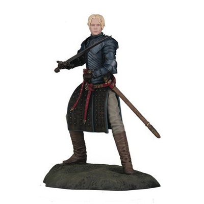 Statuette Game of Thrones Brienne of Tarth 20 cm