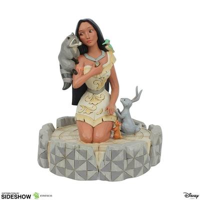 Statuette Disney White Woodland Pocahontas 19cm