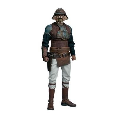 Figurine Star Wars Episode VI Lando Calrissian Skiff Guard Version 30cm