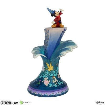 Statuette Disney Sorcerer Mickey Masterpiece 47cm