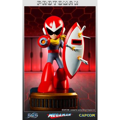 Statue Megaman - Protoman 33cm