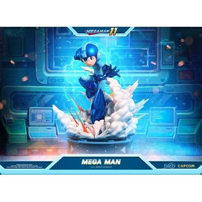Statue Mega Man 11 First 4 Figures Mega Man 42cm