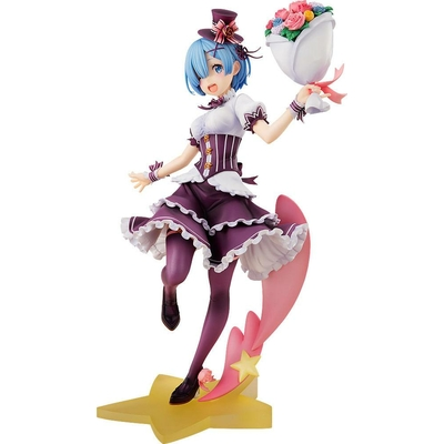 Statuette Re ZERO Starting Life in Another World Rem Birthday Ver. 25cm
