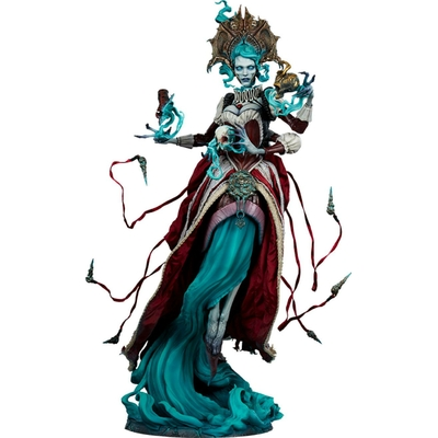 Statue Court of the Dead Premium Format Ellianastis The Great Oracle 62cm