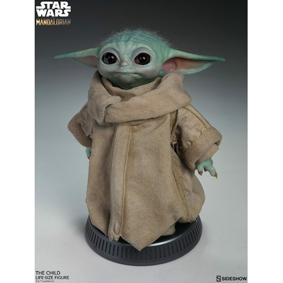 Statue Star Wars The Mandalorian The Child - Baby Yoda 42cm