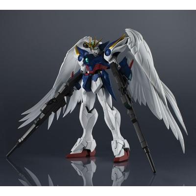 Figurine Mobile Suit Gundam Wing Gundam Universe XXXG-00W0 Wing Gundam Zero 15cm