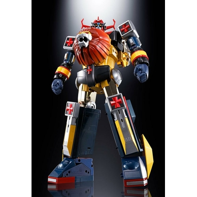 Figurine Future Robot Daltanious Diecast Soul of Chogokin GX-59R Daltanious 27cm