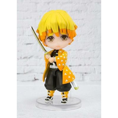 Figurine Demon Slayer Kimetsu no Yaiba Figuarts mini Agatsuma Zenitsu 9cm
