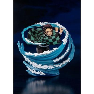 Statuette Demon Slayer Kimetsu no Yaiba Figuarts ZERO Kamado Tanjiro Breath of Water 15cm
