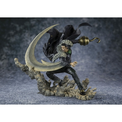 Statuette One Piece Figuarts ZERO Sir Crocodile Paramount War 21cm