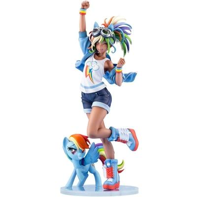 Statuette Mon petit poney Bishoujo Rainbow Dash 24cm