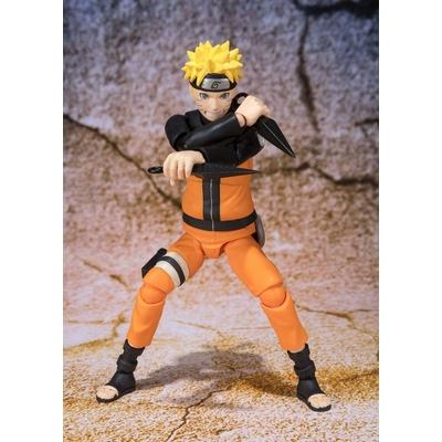 Figurine Naruto Shippuden S.H. Figuarts Naruto Uzumaki Best Selection 14cm