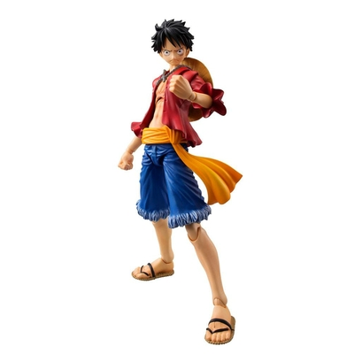 Figurine One Piece Variable Action Heroes Monkey D. Luffy 18cm