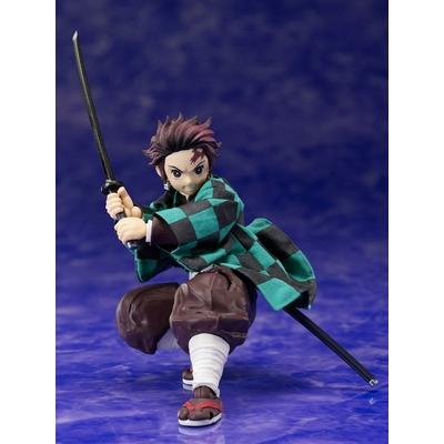 Figurine Demon Slayer Kimetsu no Yaiba Tanjiro Kamado 14cm