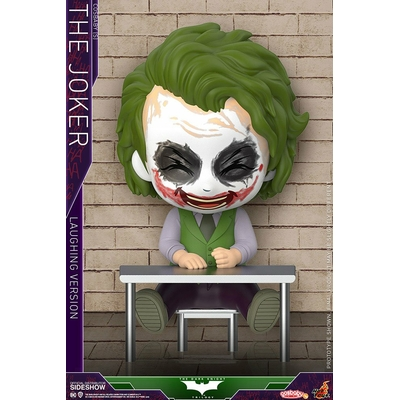 Figurine Batman Dark Knight Trilogy Cosbaby Joker Laughing Version 12cm