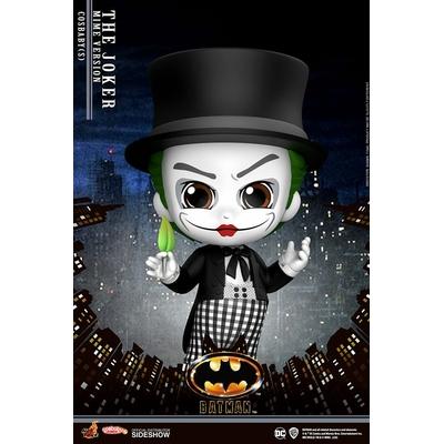 Figurine Batman 1989 Cosbaby Joker Mime Version 12cm