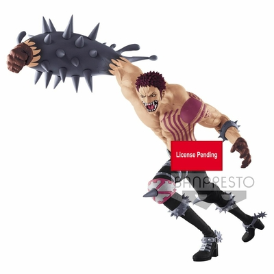 Statuette One Piece Battle Record Posing Series Charlotte Katakuri 27cm