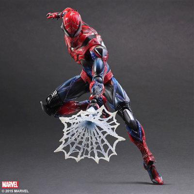 Figurine Spider-Man Marvel Comics Variant Play Arts Kai 26 cm