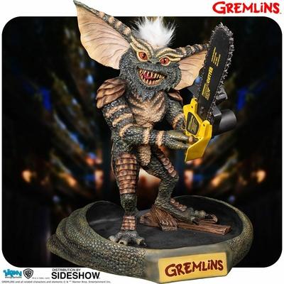Statue Gremlins Stripe with Chainsaw 47cm