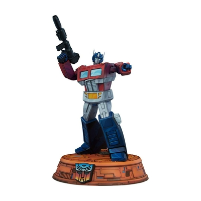 Statue Transformers Museum Scale Optimus Prime G1 - 71cm