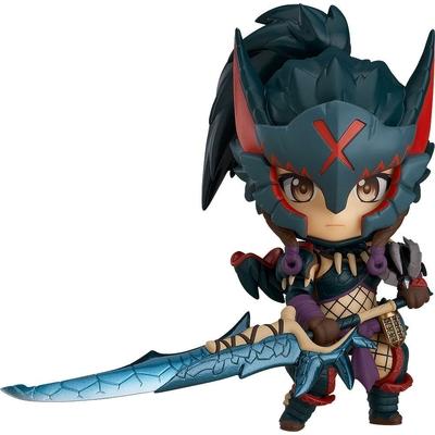Figurine Nendoroid Monster Hunter World Iceborne Female Nargacuga Alpha Armor Ver. 10cm