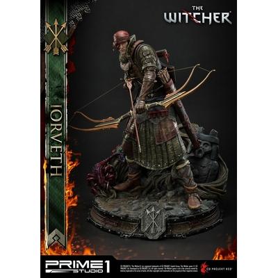 Statuette The Witcher 2 Assassins of Kings Iorveth 50cm