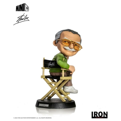 Figurine Stan Lee Mini Co. Iron stusio 14cm