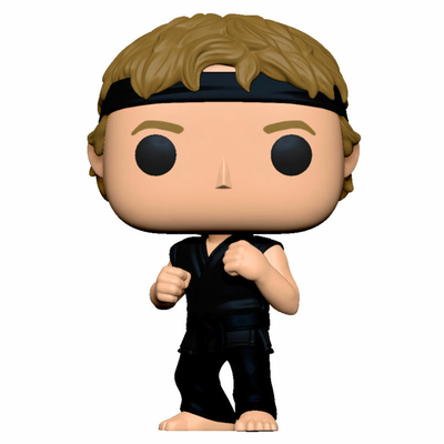 Figurine Cobra Kai Funko POP! Johnny Lawrence 9cm