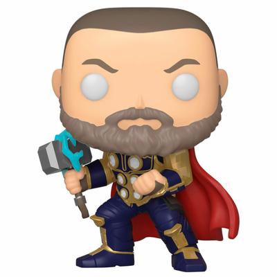 Figurine Marvel's Avengers (2020 video game) Funko POP! Thor 9cm