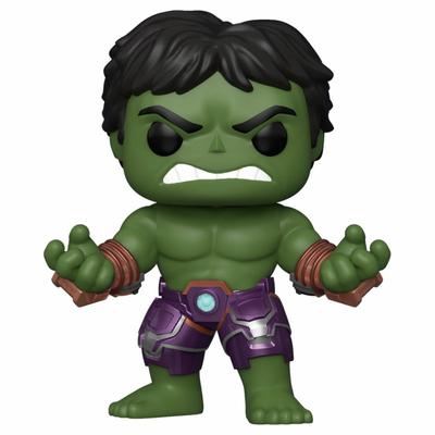 Figurine Marvel's Avengers (2020 video game) Funko POP! Hulk 9cm