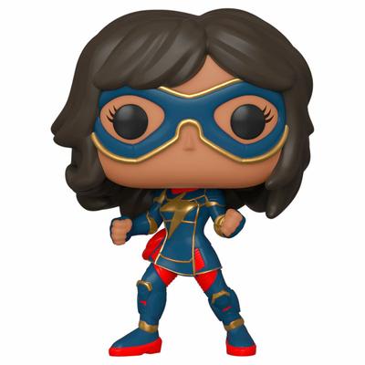 Figurine Marvel's Avengers (2020 video game) Funko POP! Kamala Khan 9cm