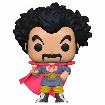 Figurine Dragon Ball Super Funko POP! Hercule 9cm