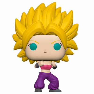 Figurine Dragon Ball Super Funko POP! Super Saiyan Caulifla 9cm