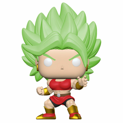 Figurine Dragon Ball Super Funko POP! Super Saiyan Kale 9cm