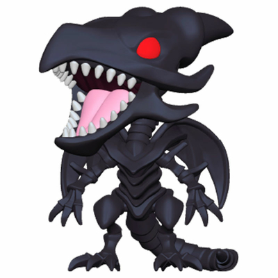 Figurine Yu-Gi-Oh! Funko POP! Red-Eyes Black Dragon 9cm