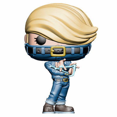 Figurine My Hero Academia Funko POP! Best Jeanist 9cm
