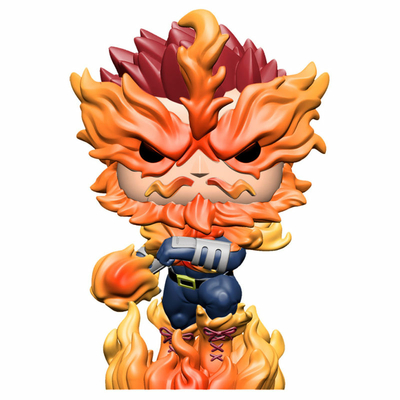 Figurine My Hero Academia Funko POP! Endeavor 9cm