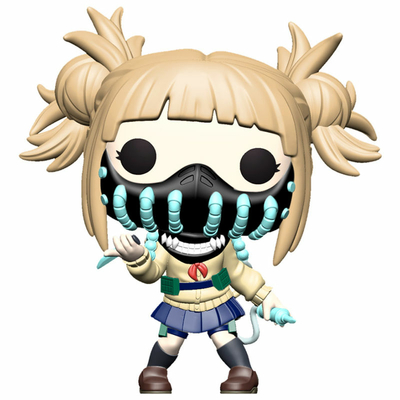 Figurine My Hero Academia Funko POP! Himiko Toga avec Face Cover 9cm