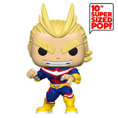 Figurine My Hero Academia Super Sized Funko POP! All Might 25cm