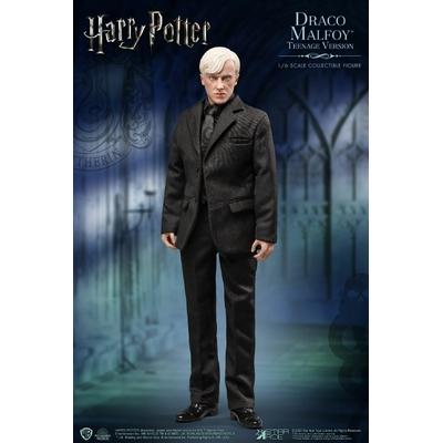 Figurine Harry Potter My Favourite Movie Draco Malfoy Teenager Suit Version 26cm