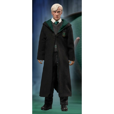 Figurine Harry Potter My Favourite Movie Draco Malfoy Teenager School Uniform Version 26cm